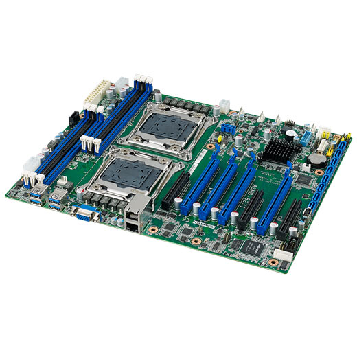 ASMB-823  Industrielles ATX Server-Mainboard