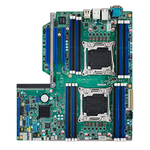 ASMB-913  Industrielles EATX Server-Mainboard