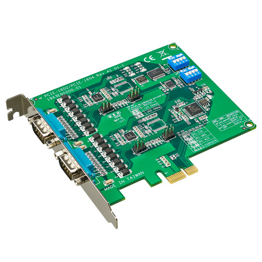 PCIE-1602C RS-232/422/485 Interfaceboard