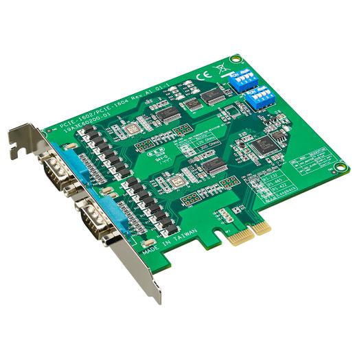 PCIE-1604B RS-232 Interfaceboard