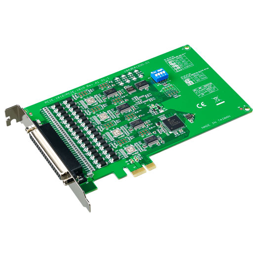 PCIE-1610B RS-232 Interfaceboard