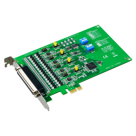 PCIE-1612C RS-232/422/485 Interfaceboard