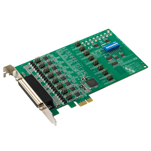 PCIE-1622B RS-232/422/485 Interfaceboard