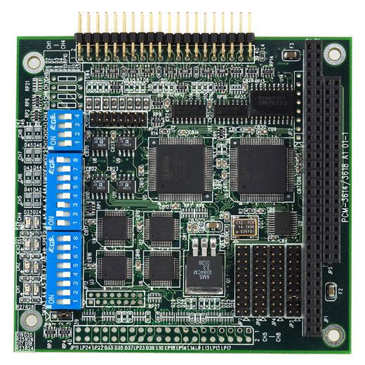 PCM-3614 PC/104 RS-422/485-Modul