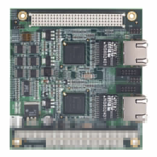 PCM-3665P PC/104+ Gigabit-Ethernet-Modul