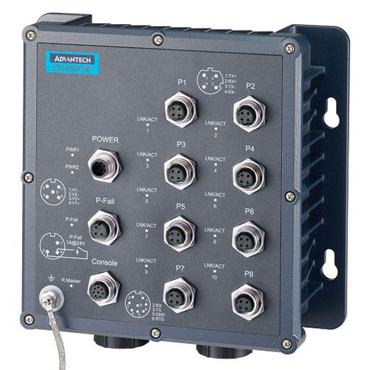 EKI-6559TMI Managed EN50155 Ethernet Switch