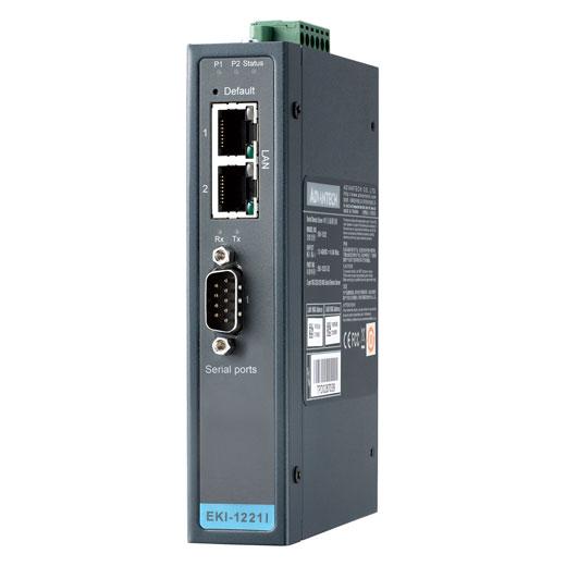 EKI-1221I Modbus Gateway
