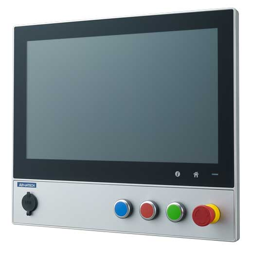 SPC-815-633AG Touch Panel PC