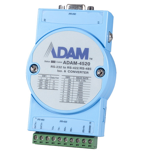 ADAM-4520 RS-232 zu RS-422/485 Converter