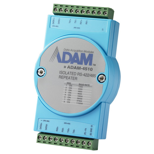 ADAM-4510 RS-422/485 Repeater
