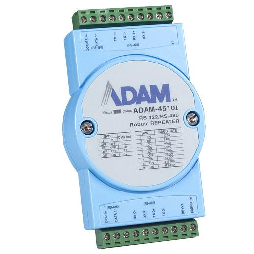 ADAM-4510I RS-422/485 Repeater
