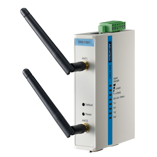 EKI-1361 WLAN Serial Device Server