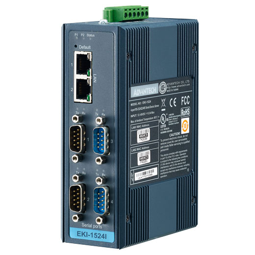 EKI-1524I Serial Device Server