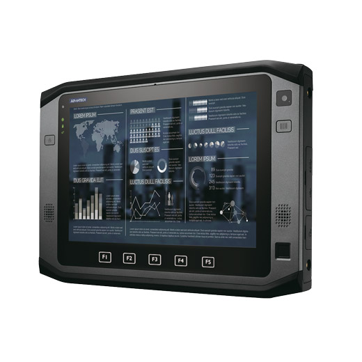 PWS-872-7S6W6X200 Industrieller Tablet-PC