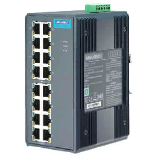 EKI-7526I Unmanaged Ethernet Switch